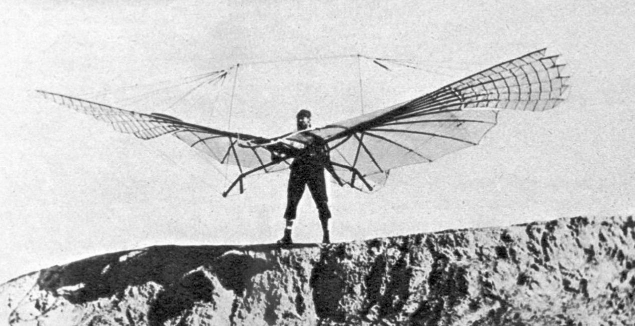 Small ornithopter pre-flight